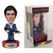 SCARFACE Figura 18cm TONY MONTANA Bobble Head FUNKO Originale NUOVA Al Pacino