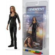 Figura Action TRIS Beatrice Prior dal film DIVERGENT 2014 Originale NECA