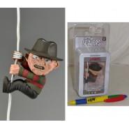 MINI Figura FREDDY KRUEGER Nightmare NECA SCALERS 5cm Originale SERIE 1 WAVE 1