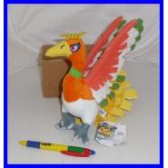 Peluche 25cm POKEMON Leggendario Uccello HO-OH RARO