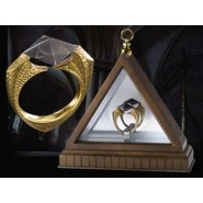 Anello Horcrux GAUNT Lord VOLDEMORT Harry Potter ORIGINALE Noble Collection