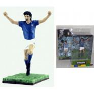 Figure Diorama PAOLO ROSSI 18cm Soccer FANATICO Legends SERIE Italy Team