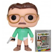 BREAKING BAD Figura Collezione WALTER WHITE 10cm POP 158 Originale FUNKO Walt