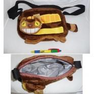 Plush Bag NEKOBUS Cat Bus 25x17cm Totoro