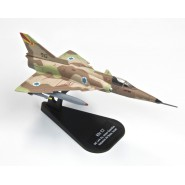 Modello AEREO 1:100 Israele KFIR C7 DieCast ITALERI Boxed Plane Model NUOVO NEW
