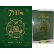 ZELDA Book HYRULE HISTORIA Official COLLECTORS Nintendo DARK HORSE
