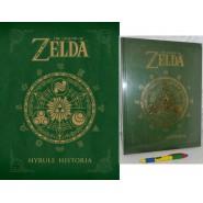 ZELDA Libro HYRULE HISTORIA Ufficiale COLLEZIONE Nintendo DARK HORSE