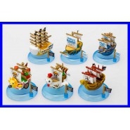 Serie 6 Trading Figures NAVI di ONE PIECE Serie 2 MEGAHOUSE Modellini OFFERTONA