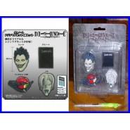 DEATH NOTE Set 4 MAGNETI Calamite Ryuk, Rem, la mela rossa di Ryuk e il Death Note