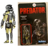 PREDATOR Figura Action MASKED PREDATOR 10cm Originale FUNKO ReACTION Figure NEW
