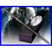 Harry Potter BACCHETTA Magica SILENTE Sambuco CHARACTER Edition ORIGINALE NOBLE Collection