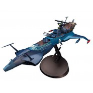 CAPTAIN HERLOCK Albator ARCADIA Blue DEATH SHADOW Normal Edition CW08 Scale 1/1500 Hasegawa