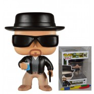 BREAKING BAD Figura Collezione HEISENBERG Walter 10cm POP 162 Originale FUNKO