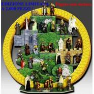 DIORAMA Tedesco PER Set Kinder SIGNORE ANELLI Special Edition ROTONDO Limited