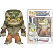 BATMAN Arkham Asylum KILLER CROC Figura Collezione 10cm POP 56 Originale FUNKO