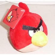 ANGRY BIRDS Stupendo Peluche UCCELLO ROSSO 10cm Nuovo UFFICIALE Originale ROVIO