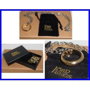 THE ONE RING OF POWER Lord Of The Rings REPLICA Official NOBLE COLLECTION