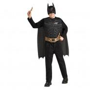 COSTUME Carnevale BATMAN Bambino KIT Blister RUBIE'S Rubies MASCHERA Dark Knight