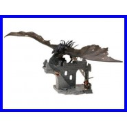 Signore Anelli OSGILIATH RUINS FRODO NAZGUL Playset Figure AOME PLAY ALONG LOTR