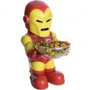 Enorme STATUA Figura IRON MAN 50cm RUBIES Marvel PORTA DOLCETTI Halloween Candy