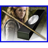 Harry Potter HERMIONE GRANGER 's MAGICAL WAND Original NOBLE COLLECTION USA