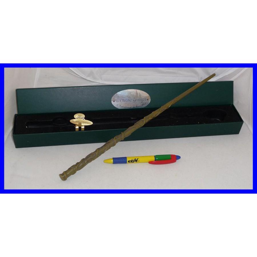 Bacchetta Magica Hermione Granger Harry Potter Noble Collection