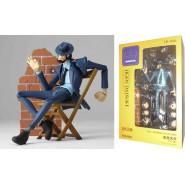 Lupin III 3rd Action Figure JIGEN LR-026 Kaiyodo Legacy Of Revoltech