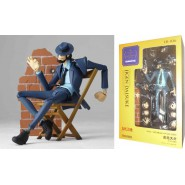 Lupin III 3rd Figura Action JIGEN LR-026 Kaiyodo Legacy Of Revoltech