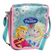 FROZEN Borsetta 10x18cm Originale ELSA ANNA DISNEY Messenger Bag