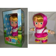 Doll MASHA 22cm INTERACTIVE Talking Singing MASHA AND THE BEAR
