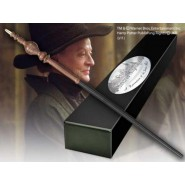 Harry Potter MAGIC Wand of MINERVA McGONAGALL Original NOBLE Collection