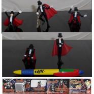 Complete SET 5 Figures MILORD Magician SAILOR MOON Bandai Japan Gashapon