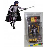 KICK-ASS 2 Figura Action HIT-GIRL Mindy Macready 16cm Originale NECA USA Kickass