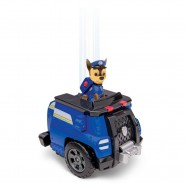 PAW PATROL Playset Veicolo CRUISER di CHASE Versione DELUXE Suoni Luci SPIN MASTER 6023997