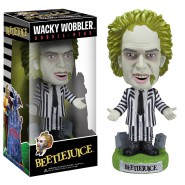 FIGURA Collezione BEETLEJUICE Originale FUNKO Bobble Head SPIRITELLO PORCELLO