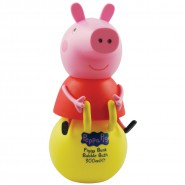 PEPPA PIG Figure 22cm Bubble Bath 300ml Original NEW