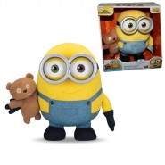 MINIONS Movie 2015 PELUCHE Parlante BOB Sleepy Time MINION Mondo TALKING Plush