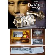 Rare 1:2 Replica CRYPTEX Dan Brown DA VINCI CODE Official Noble Collection