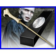LORD VOLDEMORT 's MAGICAL WAND Character Edition NOBLE COLLECTION Harry Potter
