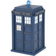 DR. WHO Salvadanaio TARDIS Box LUCI SUONI Originale Ufficiale UNDERGROUND TOYS
