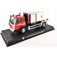 DieCast MODEL Fire Figthers Truck PORTE-BERCE STEYR 19KP 1996 Scale 1:64 DEL PRADO
