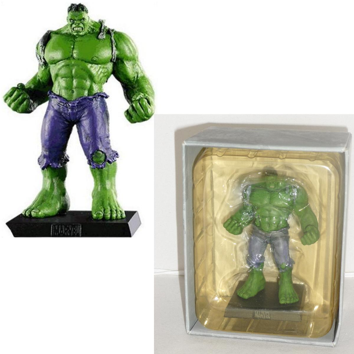 ... Lead METAL Figure SPECIAL EAGLEMOSS Marvel Collection MINT BOX No Mag