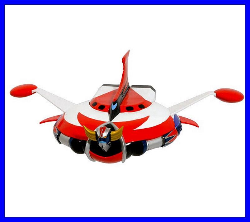 Goldrake grande modello ufo disco volante spacer spaizer