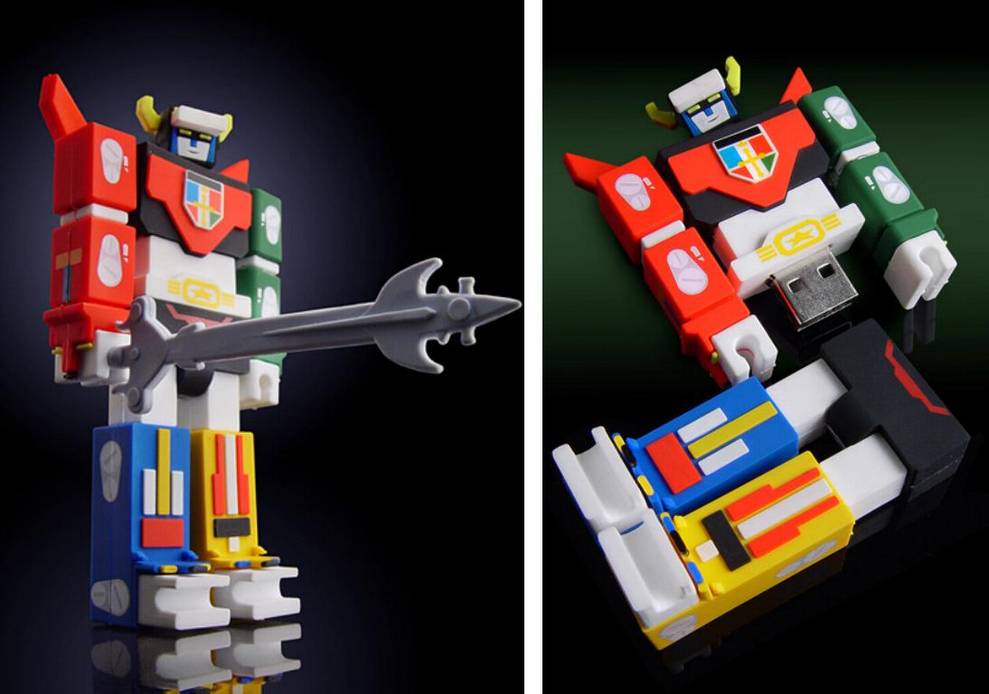 Voltron mai vista pen drive chiavetta flash usb gb