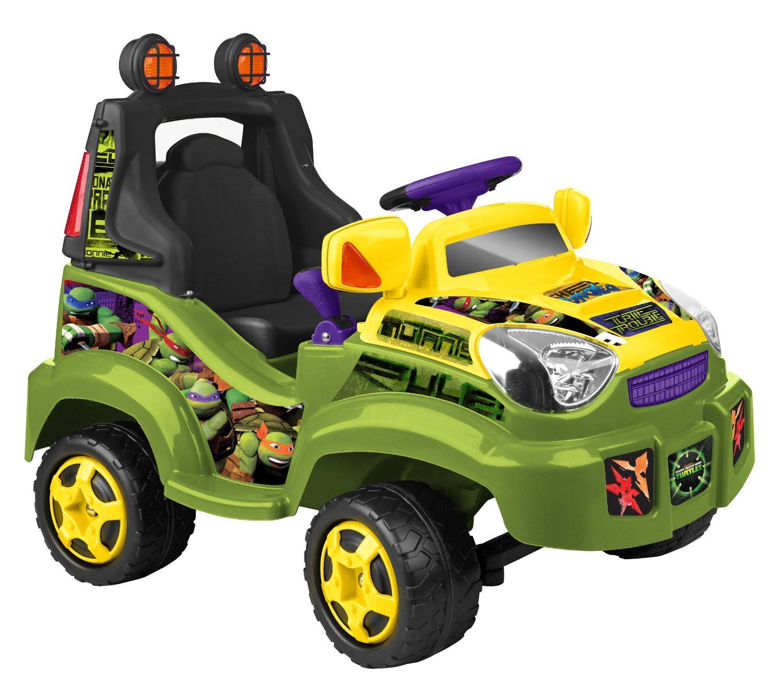 Prezzo shock tartarughe ninja auto jeep elettrica bambino ufficiale famosa ebay for Prezzo tartarughe