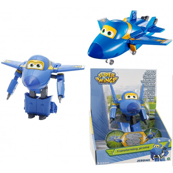 Cartone animato super wings colora mira dei