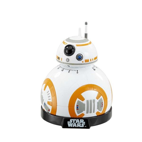 STAR WARS Orologio TIMER DA CUCINA Droide BB-8 Ufficiale DISNEY ...