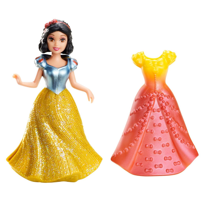 Figura-PRINCIPESSE-DISNEY-Princess-Little-Kingdom-MATTEL-Magic-Clip-MAGICLIP